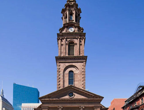 Lilly Endowment Inc. Makes New Grants To Save Historic Churches